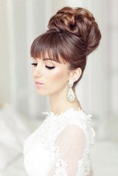 Wedding Hairstyles for the Glamorous Look - MODwedding
