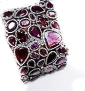Fancy Diamond Cuff