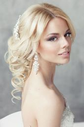 Wedding Hairstyles for the Glamorous Look - MODwedding