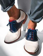 Air Colton Saddle Shoes by Cole Haan