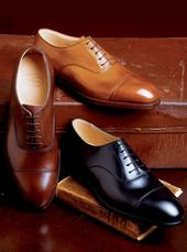 The Whitehall Oxford in Antique Tan