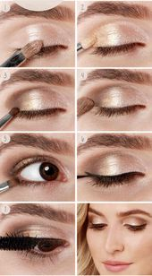 Eyeshadow For Brown Eyes | Makeup Tutorials Guide