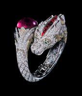 Dragon ring.