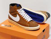 Men's Nike Blazer Hi Vintage Canvas