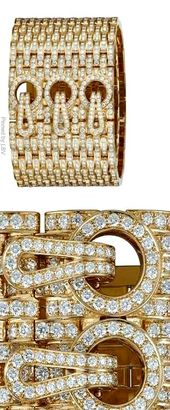 Chopard rose and diamond | LBV ♥✤ | BeStayBeautiful