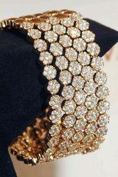 Emmy DE * Luxury Le Vian Diamond Bracelet