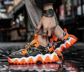 WIGWAG 'Wavy Maze' X9X Sneakers